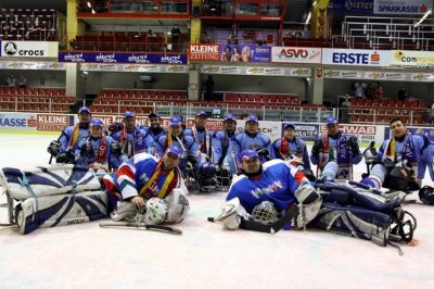 Sledgehockey
