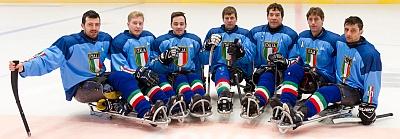 South Tyrol Eagles -GSDA - Pyeongchang 2018