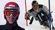 Caschi di sci